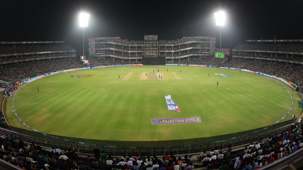 Feroz Shah Kotla Ground